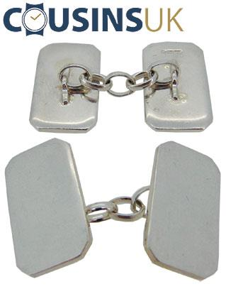 Rectangular, Chained Linked