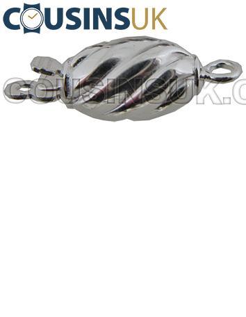 Oval (Ø6mm) Twist