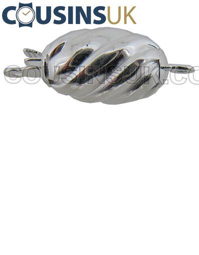 Oval (Ø8mm) Twist