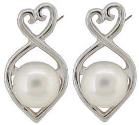 Ø6.25mm Cultured Pearl Earrings