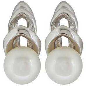 Ø5.95mm Cultured Pearl Earrings