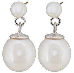 Ø8.80mm Cultured Pearl Earrings