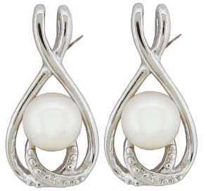 Ø5.65mm Cultured Pearl Earrings