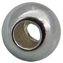 3mm (Hollow Ball) 2 Hole (0.02g)