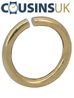 9ct Yellow Standard Weight