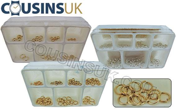 Assorted Jump Rings