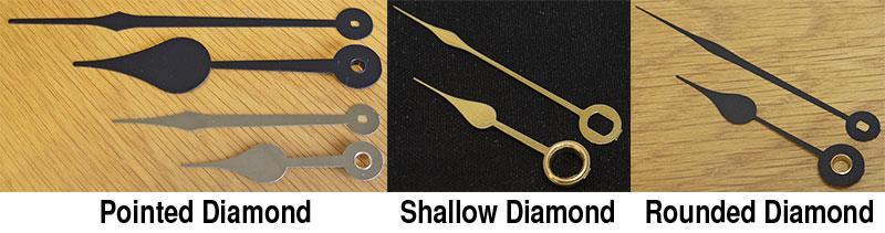 Spade/Diamond (35 to 138mm)