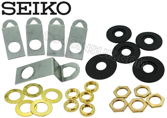Movement Fittings, Seiko