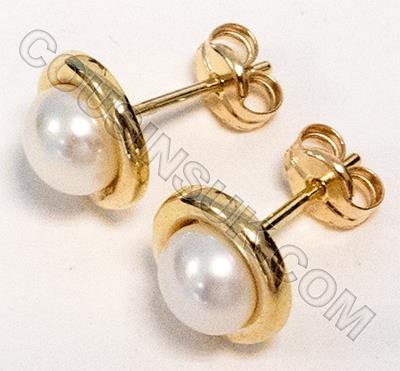 Ø5.35 x Ø7.85mm Earrings