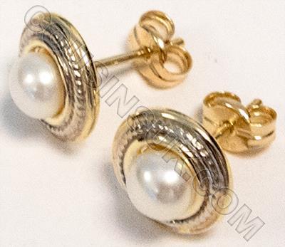 Ø4.35 x Ø8.75mm Earrings