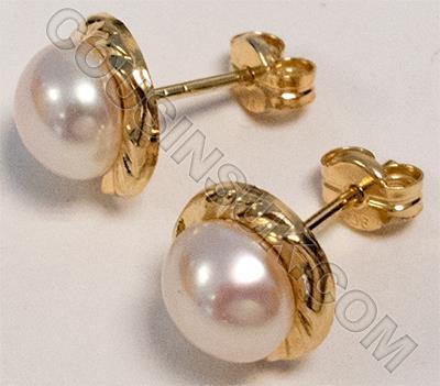 Ø6.30 x Ø8.35mm Earrings