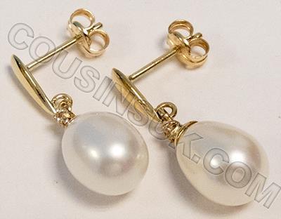 Ø7.45 x 10.00mm Earrings