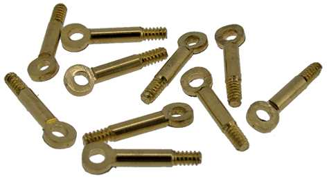 Safety Chain Eye Screws, GP