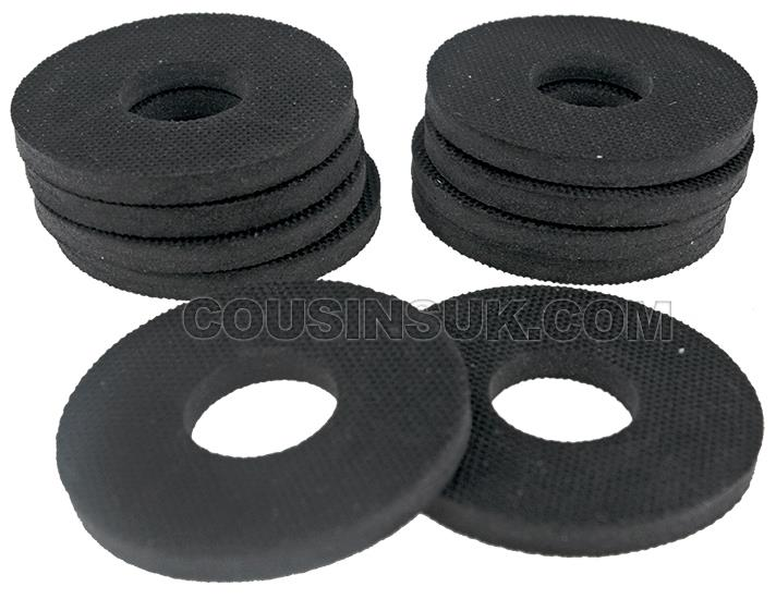 Washers (Rubber), 3.00mm x 30mm