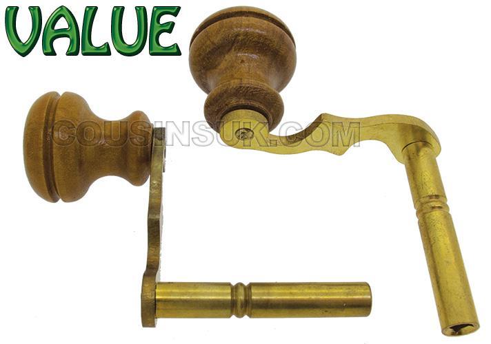 Crank Keys, Longcase, Modern