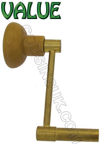Crank Keys, Longcase, Traditional