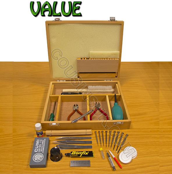Watchmakers Basic Tool Kit