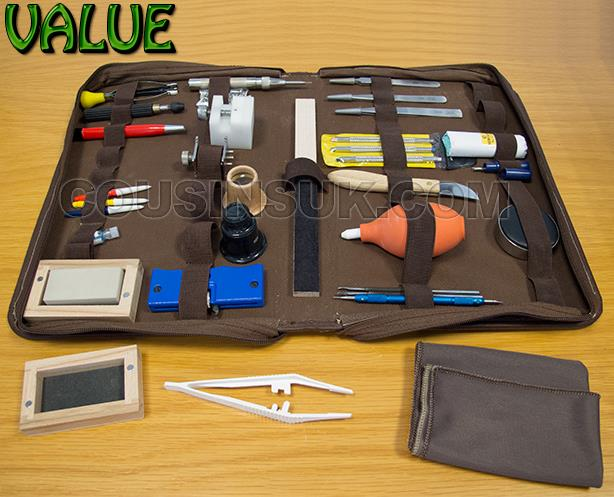 Watchmakers Professional Tool Kit