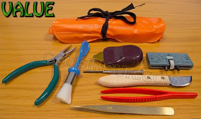 Battery Quickchange Kit