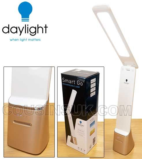 Table Light, Daylight Co. LED Rechargeable