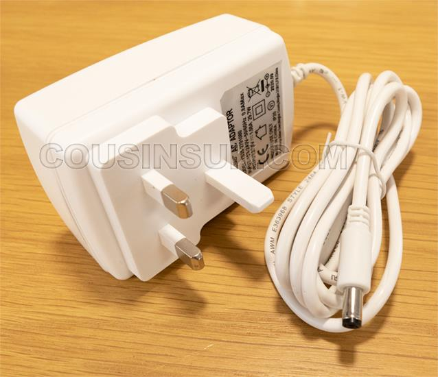 Plug & Cable (3 Pin, UK)