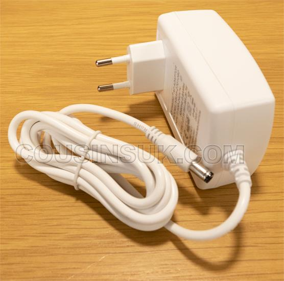 Plug & Cable (2 Pin, EU)