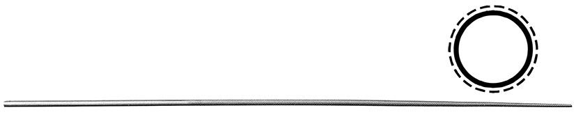 38mm (Cut 2) Maximum Ø1.0mm