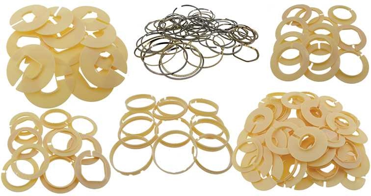 Movement Spacer Rings