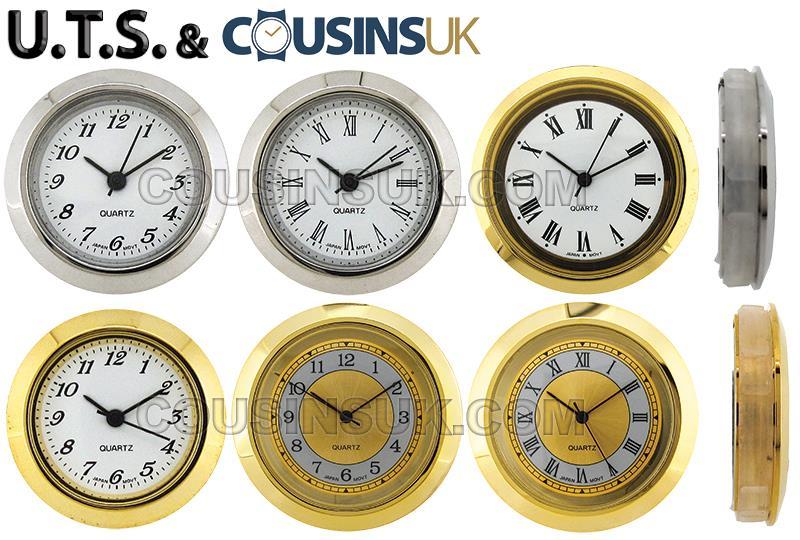Time (Round), Mini (Ø25mm to Ø55mm)