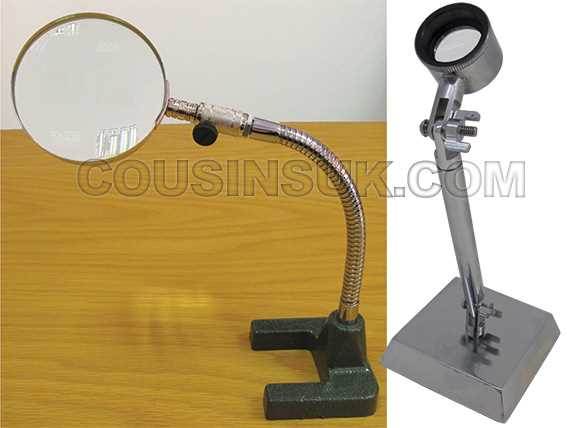 Bench & Table Top Magnifiers
