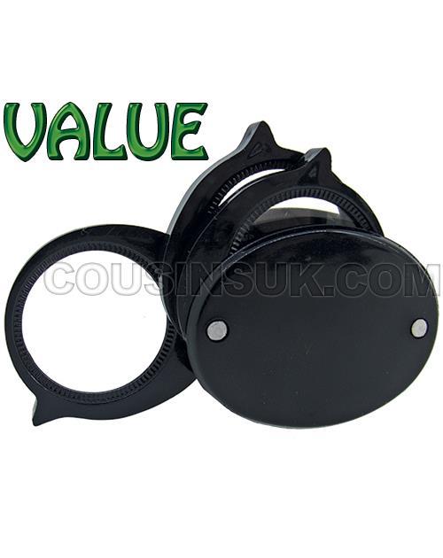 Jewellers, Round Head, Multi Lens