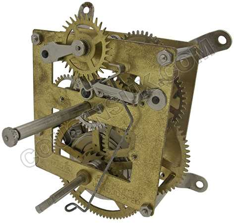 18 Inch Pendulum Clock Movement