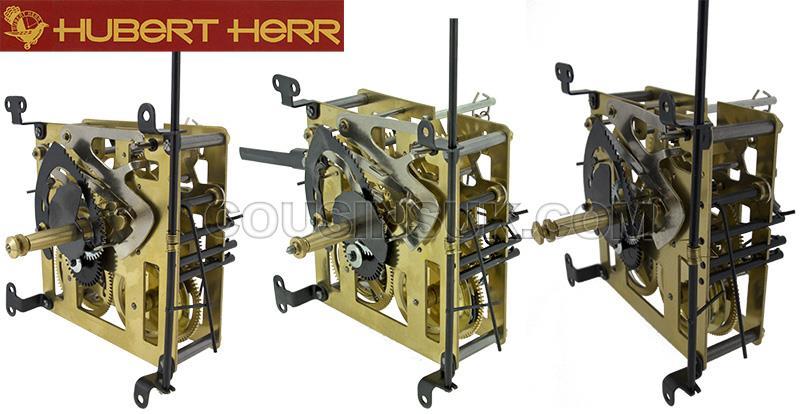 Hubert Herr KW80 & KW80/1 (8 Day)