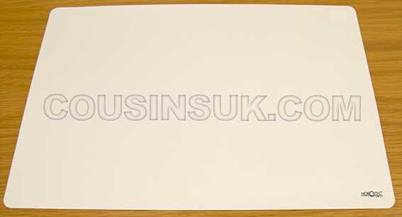 White Super Thin Mat, Horotec Swiss
