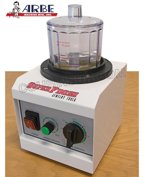 Magnetic Polishers, Arbe USA