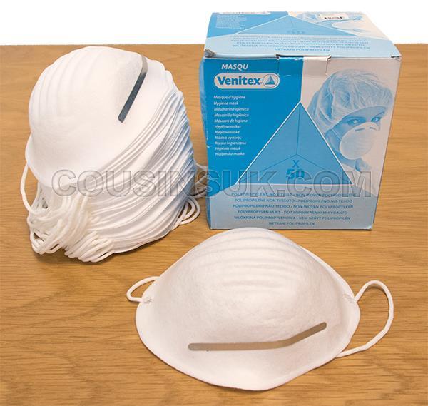 Masks, Hygiene