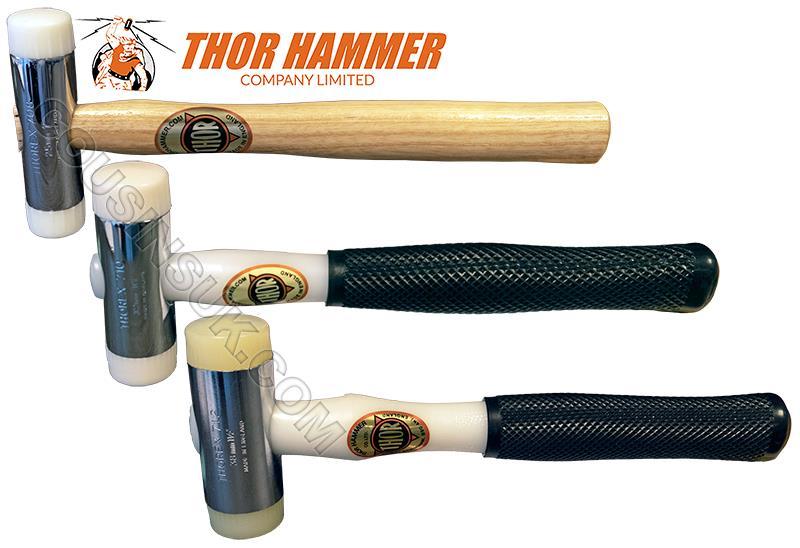 Nylon Mallets (Screw Ends), Thor
