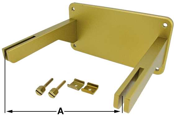 110mm (A) Mounting Bracket