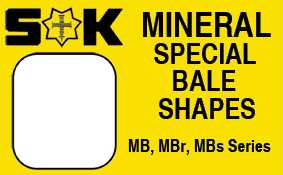 Bale Shaped, Sternkreuz MB, MBr, MBs