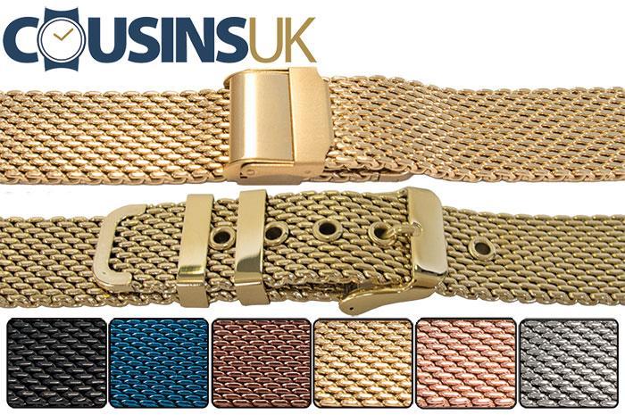 Mesh Bracelets - (Cousins Premier)