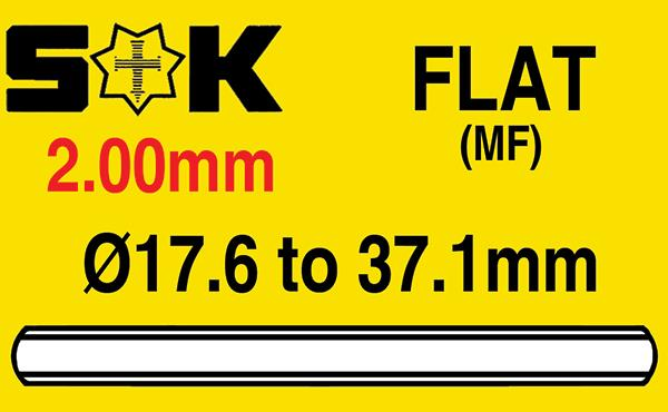 2.00mm (with L-Gasket), Sternkreuz MF