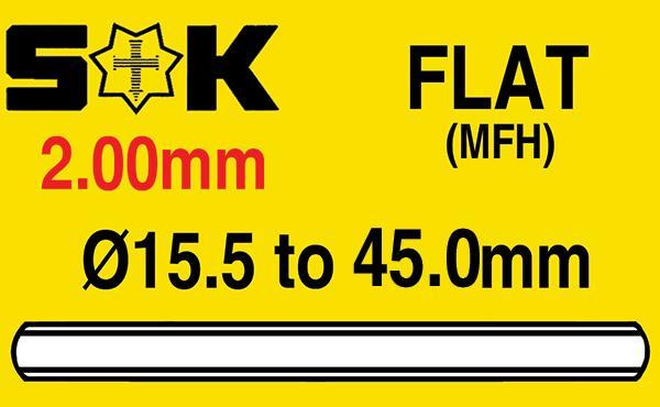 2.00mm, Sternkreuz MFH