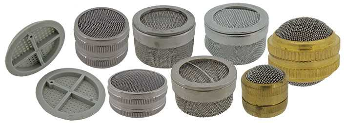 Mini Baskets for Watch Cleaning