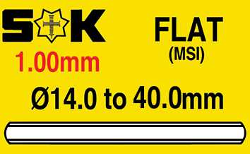 1.00mm (with I-Gasket), Sternkreuz MSI