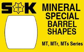 Barrel Shaped, Sternkreuz MH, MT, MTr, MTs