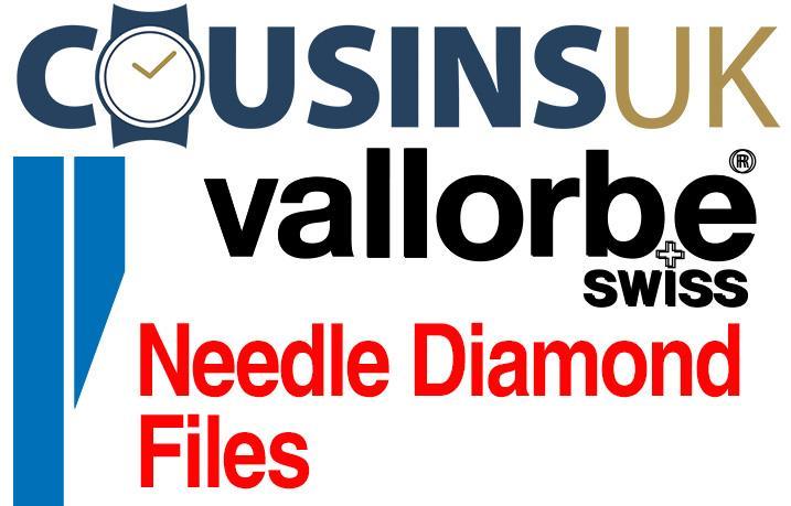 Needle Files, Diamond Impregnated