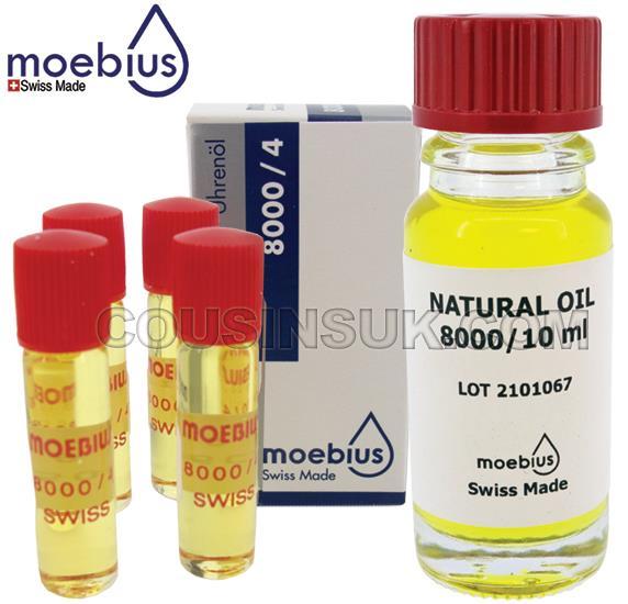 Moebius 8000 Watch Oil