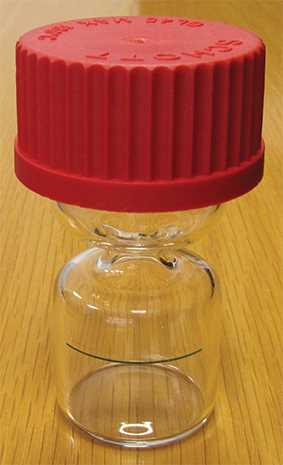 Bottle without Basket, Fixodrop