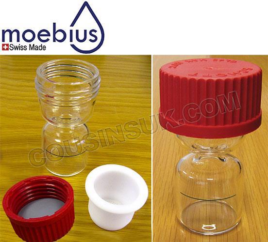 Epilame (Fixodrop) Special Bottle, Moebius
