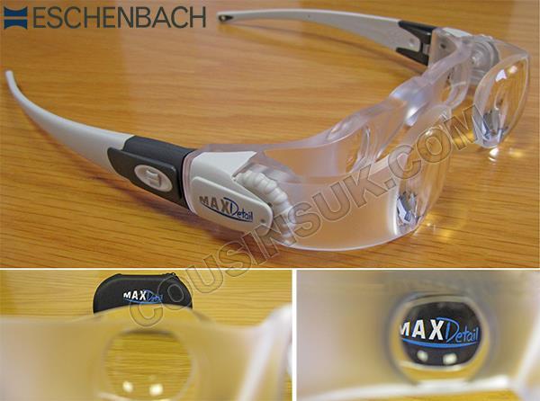 Eschenbach Max Detail Binocular Magnifiers